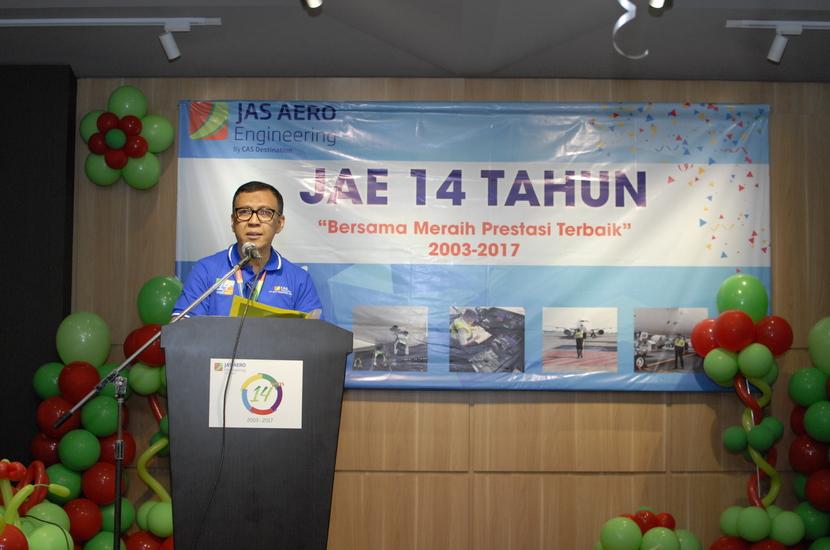 JAE 14th Anniversary Event Celebration