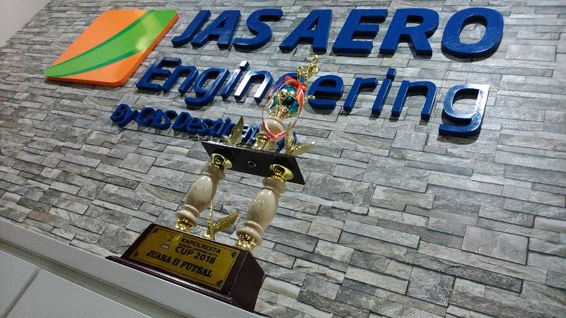 JAE as the Second Winner on Futsal Championship