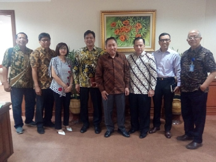PD Meeting with Directorate General of Trade & Industry Ministry