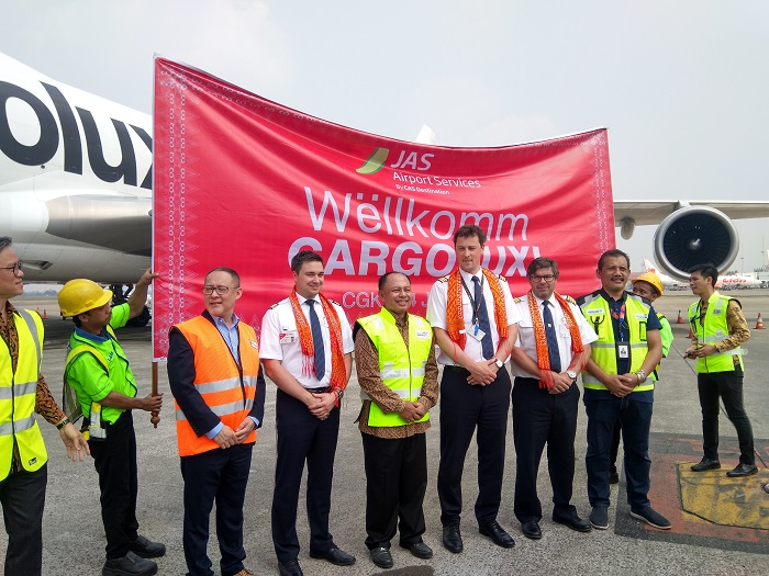 New Customers/Services: Cargolux (CGK), Turkish Airlines (DPS), Qatar Airways A350 (CGK)