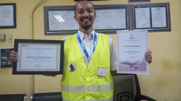 Employee of The Month - March & June 2019